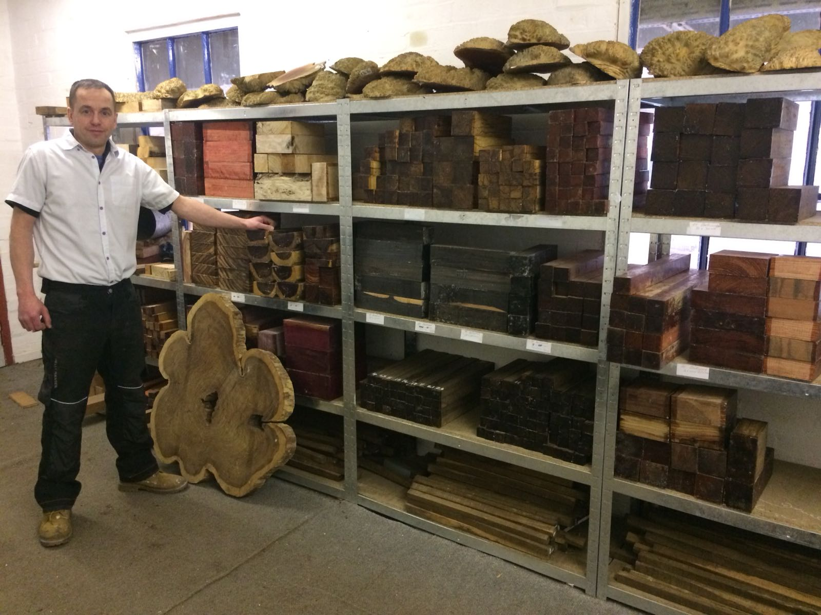 exotic wood for sale uk